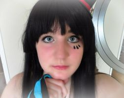 Mio Akiyama Don't say lazy cosplay 13 by KatintheAttic