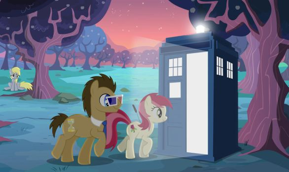The Doctor's Companion.. by GreenMachine987