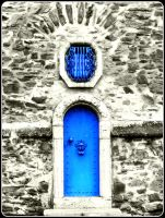 Blue Door by superxhans