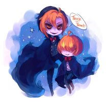 Halloween is here by robotfish