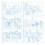 8-6-14 Environment Sketches by Patchy9