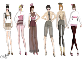 Original Designs by Cassy-F-E