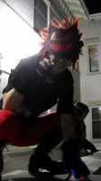 Gargoyle Axel XD by Cid-the-Stampede