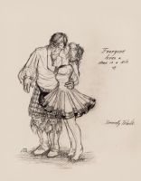 Kilt Love by TheyNamedHerRheulea