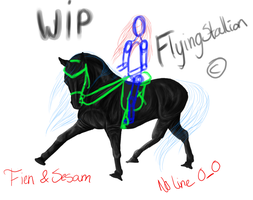 WIP by ayeaye-captainbyoux