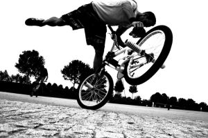 Flatland BMX by Paddy1985