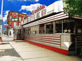 Red robin diner by tolcott