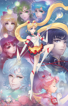 Sailor Moon 2.0 by Channel-Square