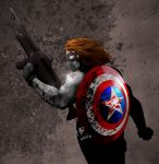 The Winter Soldier by Wyn83