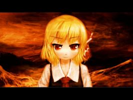 rumia by THE-LM7