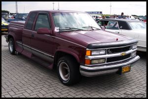 1995 Chevy Pick Up by compaan-art