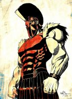 Ares by ReillyBrown