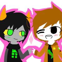 FandomStuck PaleBros by Ama-Foxy
