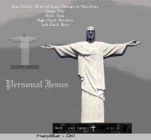 Personal Jesus by groovecircus