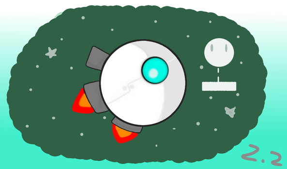 2.2  spaceorb by THAKOOLONE