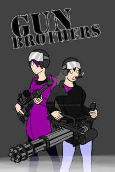 Gun Brothers by LittlePlay