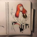 Instaart - Mary Jane (NSFW optional) by Candra