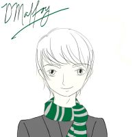 draco malfoy by identityxXxunveiled