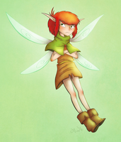 Fen The Pixie by gagaman92