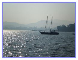 The Silver Boat by SRUJAL