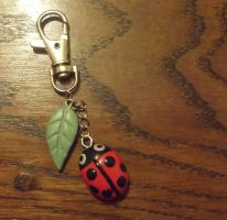 Ladybird charm 2 by MeticulousBlue