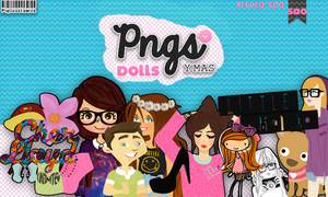 Recursos para tu Doll #Pack 2 Regalo 5OO Watchers by TutosCreateBluue