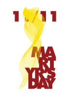 Martyr's Day November 11 by HeDzZaTiOn