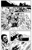 Emerald Quest page 1 by 5000WATTS