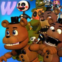 FNAF World ICON FANMADE by Some-Crappy-Edits