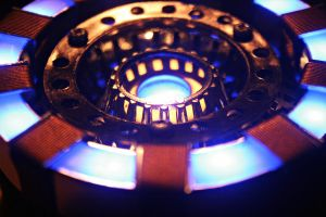 Arc Reactor by FlyingGreyson