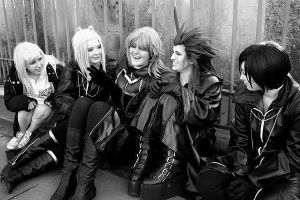 KH MV Photoshoot XLIX by the-xiii-hour