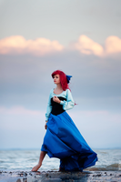 Ariel: The Little Mermaid 14 by Cheza-Flower