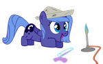 Woona Hat and Science by Sintakhra
