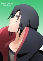 Itachi 4 president by Chillovery