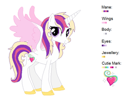 Princess Shimmer Heart Bio by srbarker