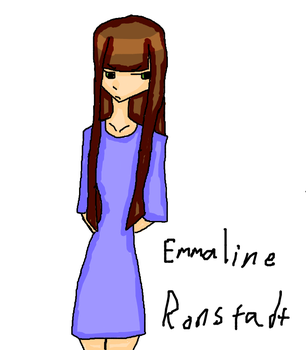 Emmaline :BLOODSHED CREEK OC: by myaku12