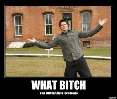 What Bitch- Zak Bagans by KagsChann