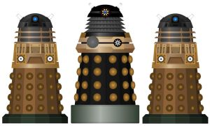 Doctor Who - Dalek X: Back for revenge by DoctorWhoOne