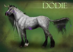 Dodie - Character sheet by AnaBeee