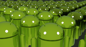 Android Invasion by ElizabethBarndollar