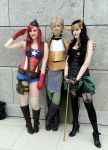 Cosplay: Fandral the Ladies Man by sagalicious