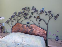 detail bed by artistladysmith