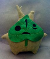 Makar Plushie by Red-Flare
