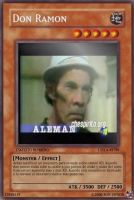 don ramon Yu-Gi-Oh XD by Cutman-07