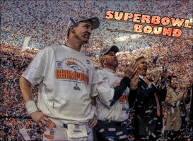 Superbowl Bound(Original photo by Charlie Riedel2) by EngelhartNick