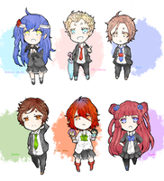 UNLOCK: Cheebs by takarayume