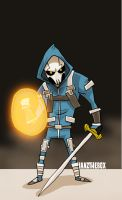 Taskmaster Udon version by hanzthebox
