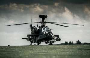 Combat Helicopter by vipmig