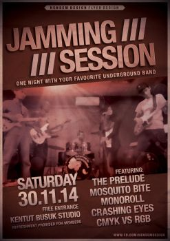 Jamming Session by rexolution