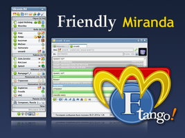 Friendly Miranda 9 Tango by JumpOrDie